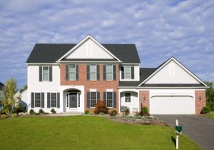 Exterior of Home by Spall Homes