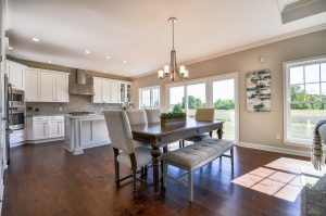 Pittsford Home Builder Kitchen