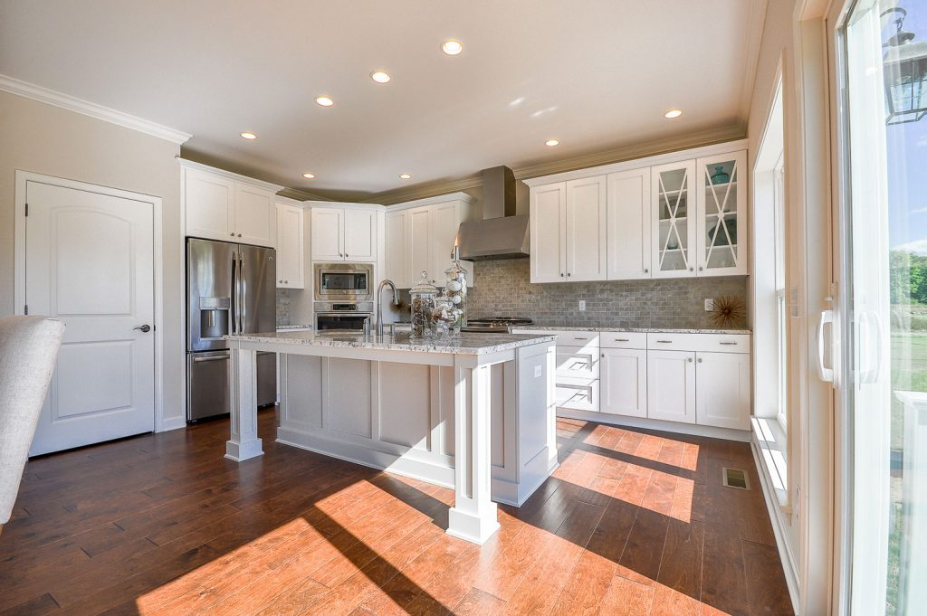 Kitchen Interior in Pittsford, NY