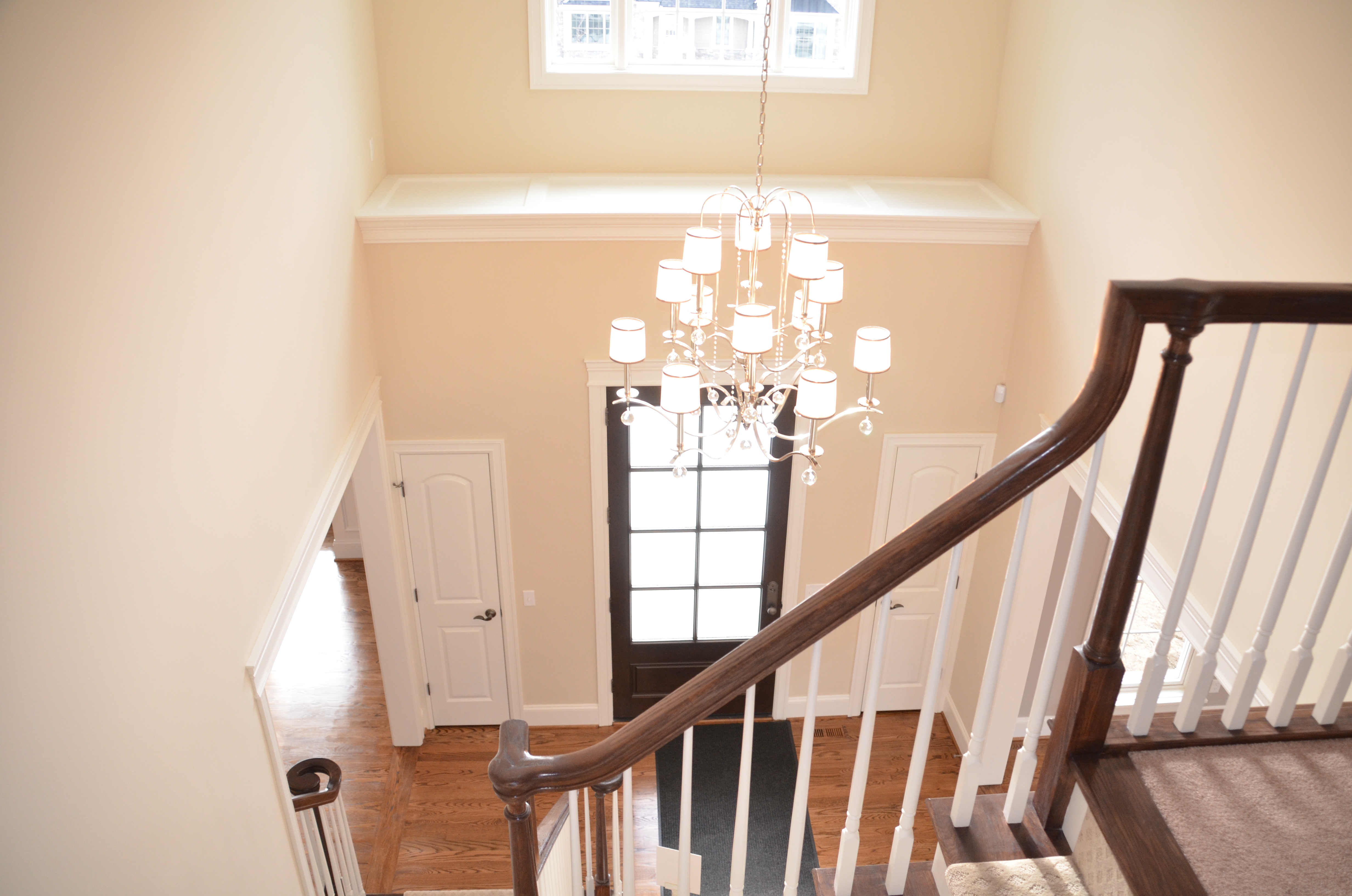 Pittsford Home Builder - Entry