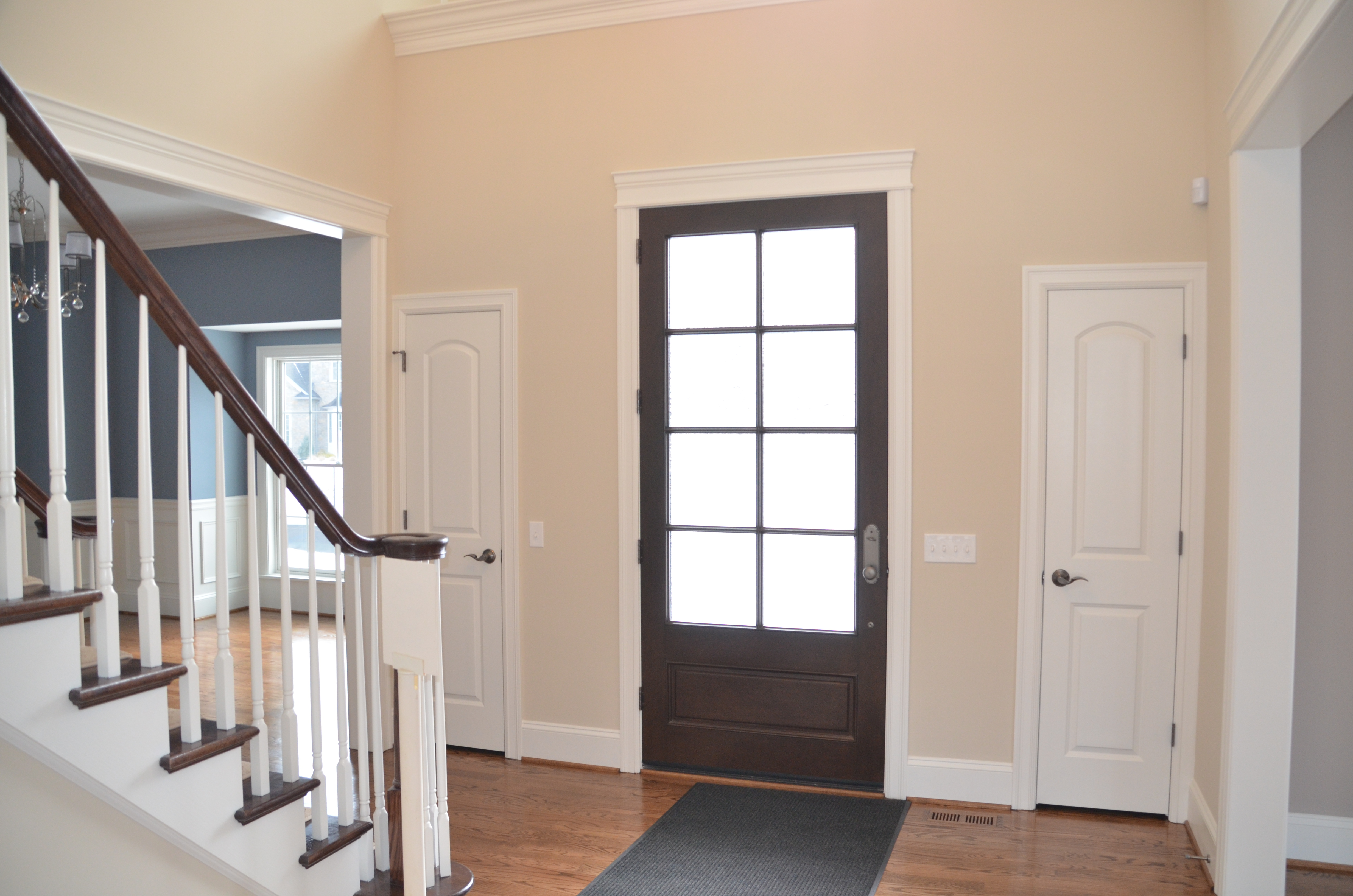Pittsford Luxury Home - Entry Way