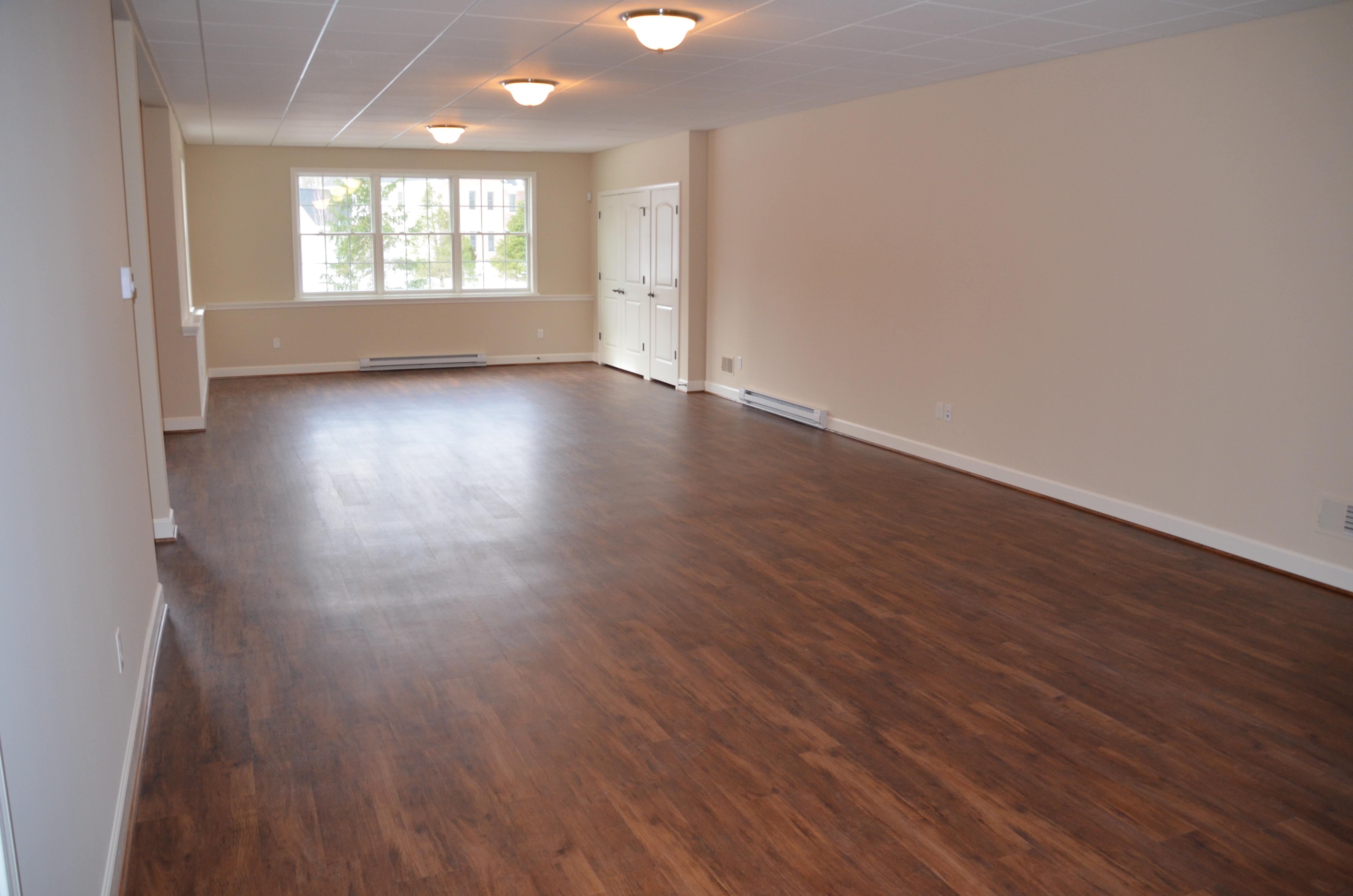 Rochester Homes - Living Room