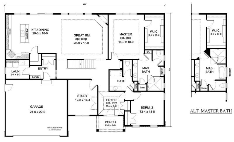 Coventry Ridge (Lot 11) Floor Plan