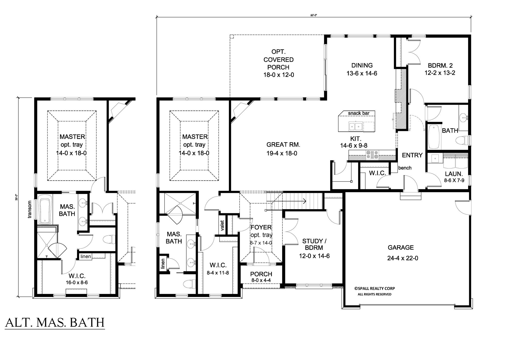 Coventry Ridge (Lot 2) Floor Plan