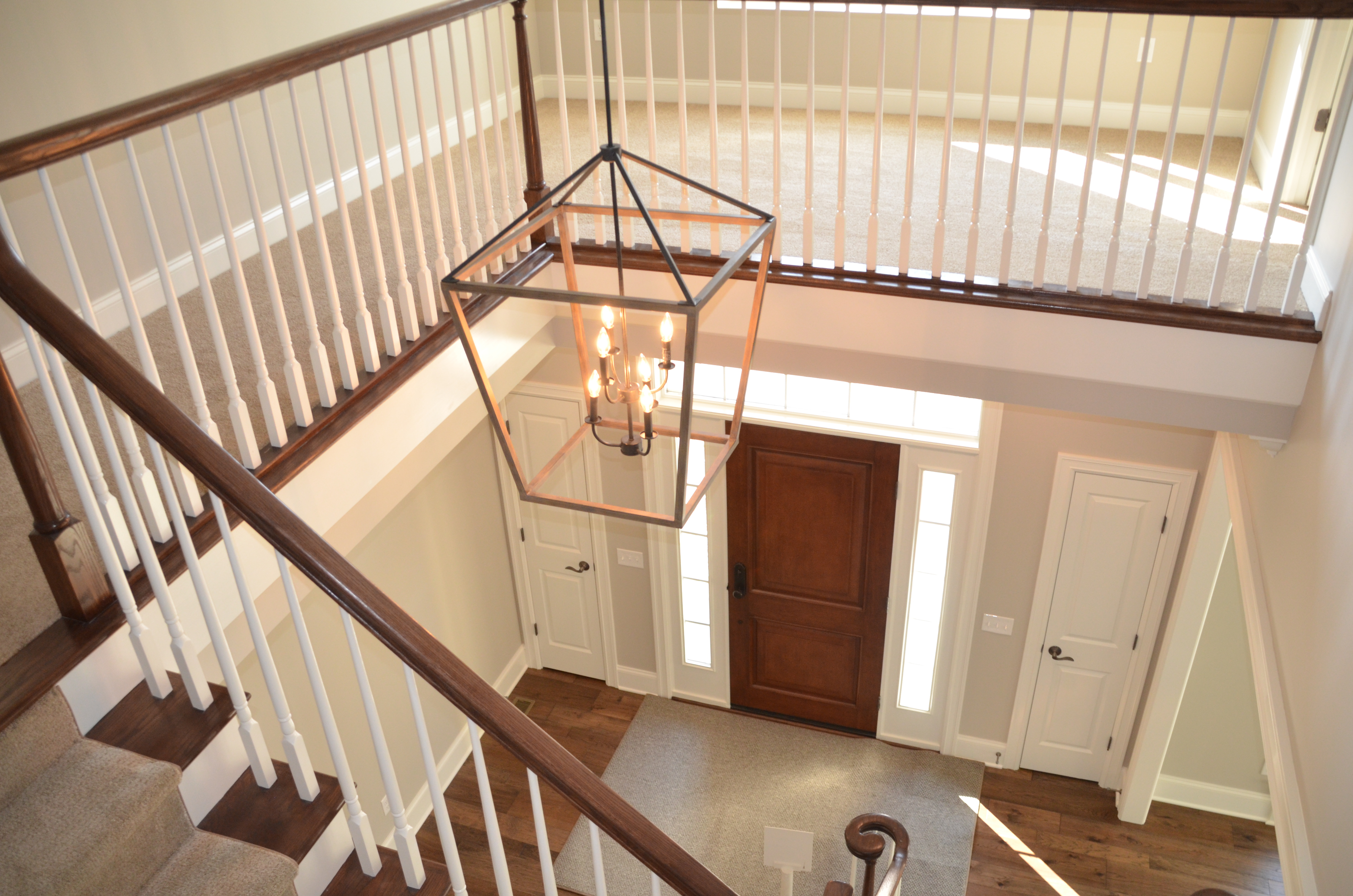 24 Greythorne Hill (Lot 7) Staircase