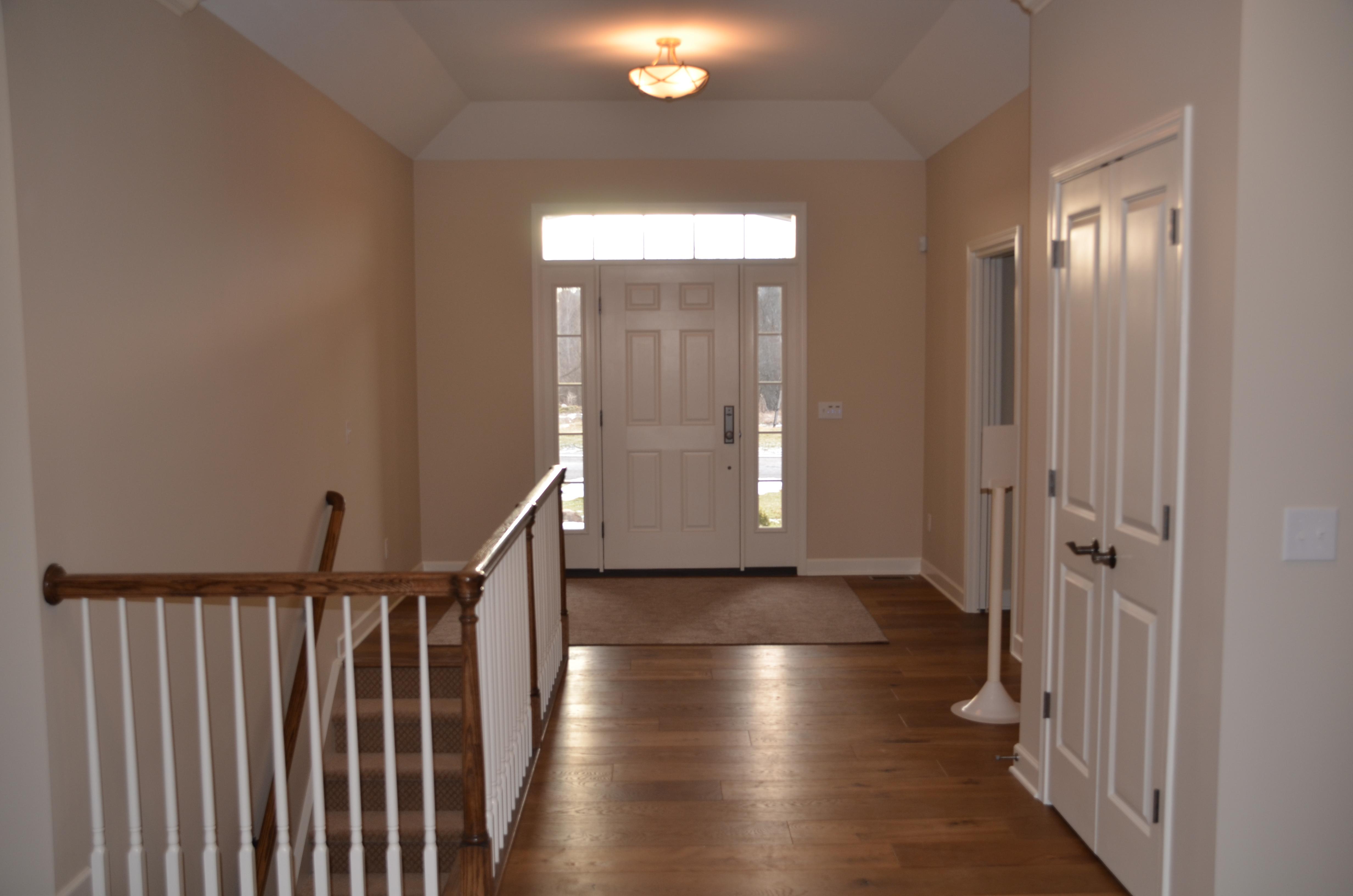 Rockdale Meadows (Lot 9) Floors and Door