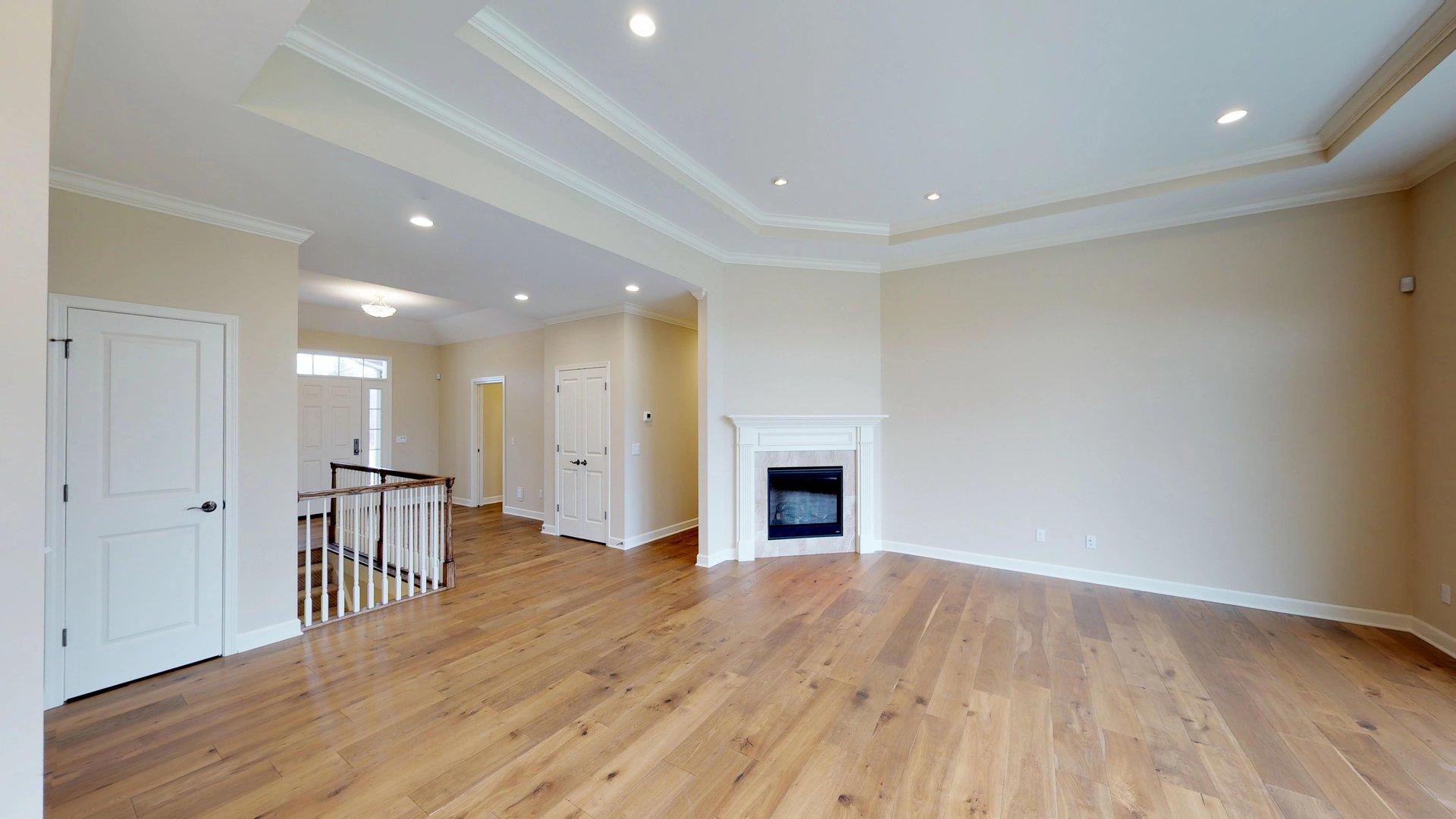 Rockdale Meadows (Lot 9) Wood Flooring