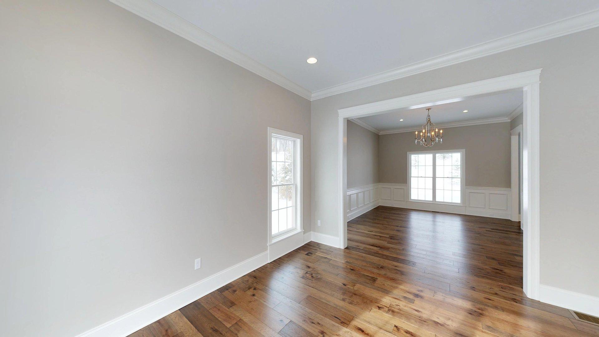 Greythorne Hill (Lot 7) Wood Flooring Room Design
