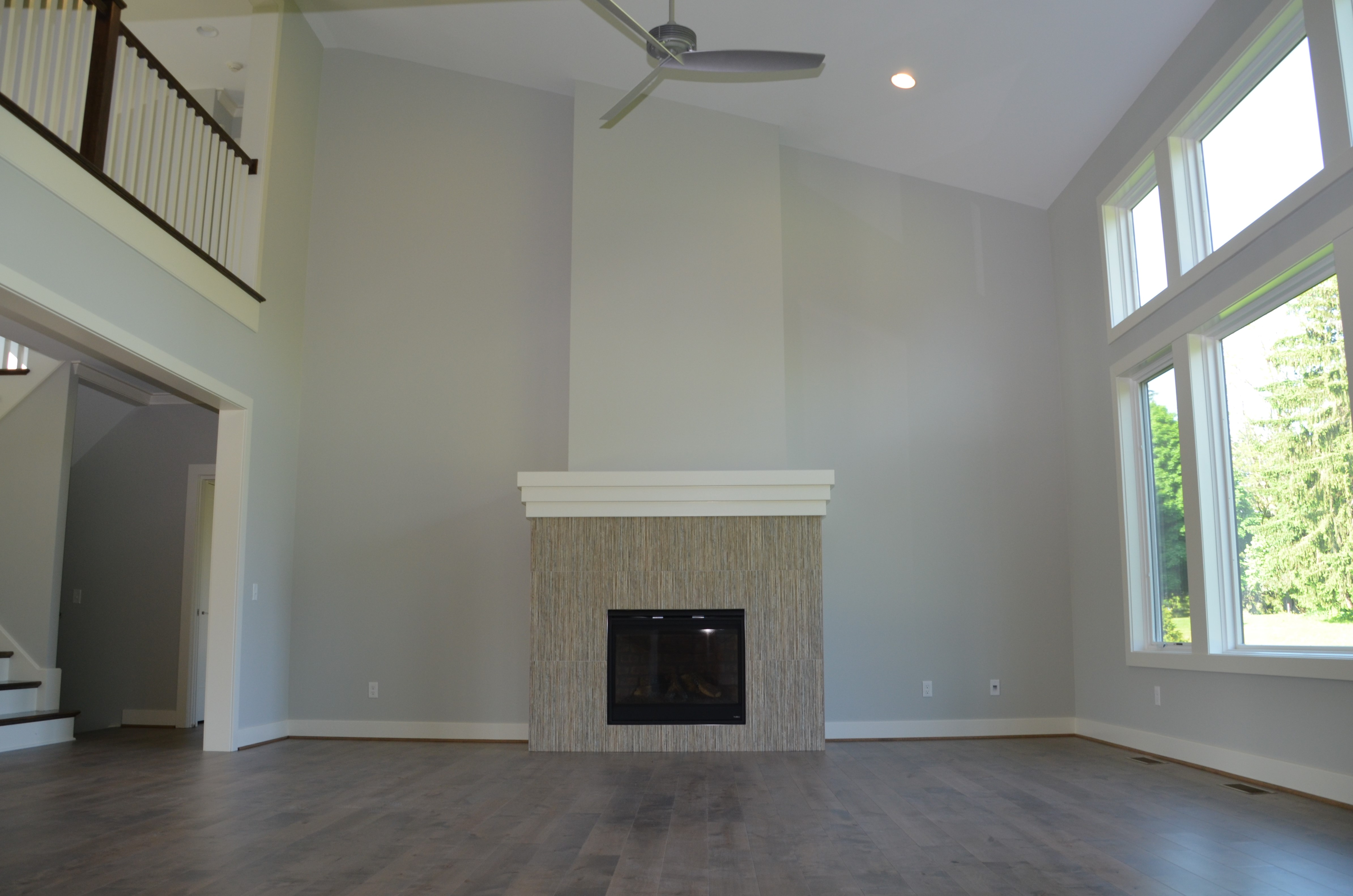 Room With Vaulted Ceilings in Ravenna Crescent (Lot 24)