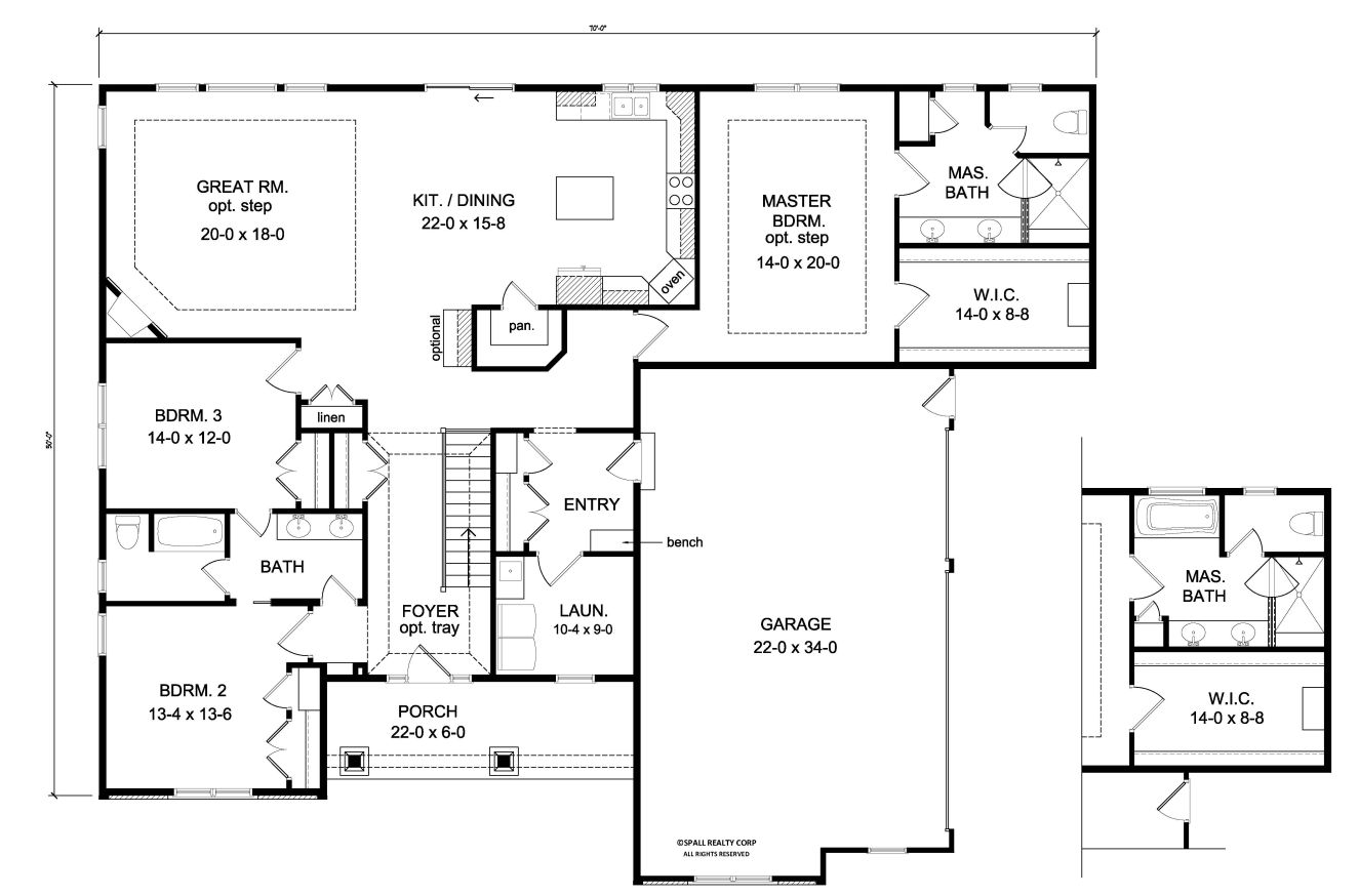 Coventry Ridge (Lot 5) Floor Plan